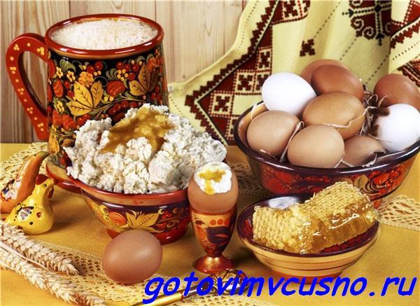 Stock. Food. Russian cuisine. Dessert